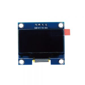 0.96 inch OLED Module Screen 128x64 White Color I2C for Arduino®