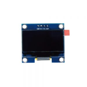 1.3 inch OLED Module Screen 128x64 White Color I2C for Arduino®