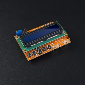 2×16 LCD Controller