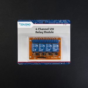 4 channel relay modules
