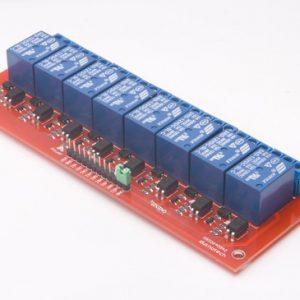 8 Channel Relay Board