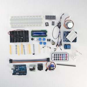 Arduino learning super Kit
