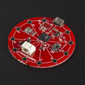 Wearable LilyPad Board(Atmega32U4)