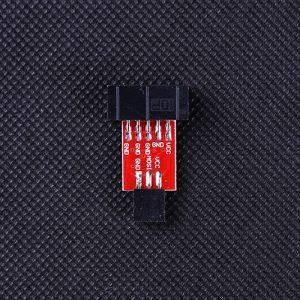 10pin to 6pin adapter AVRISP/USBASP/STK500